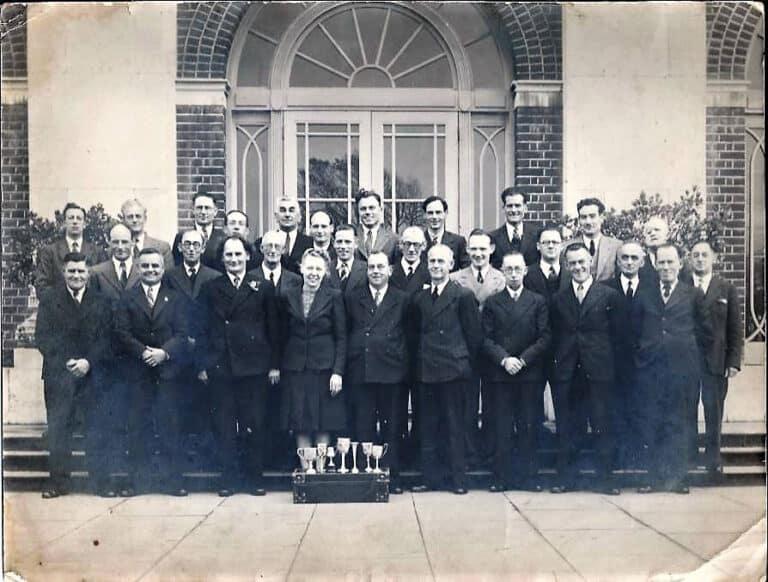 Poss Bmvc 1950s